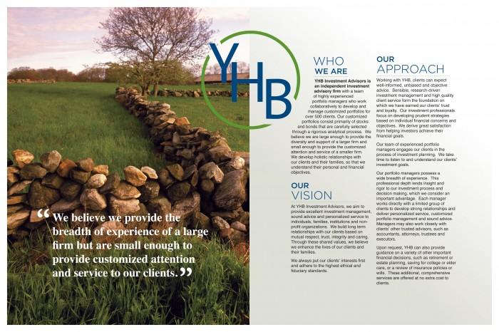 YHB Brochure