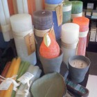 """View """"colorful candles"""""""
