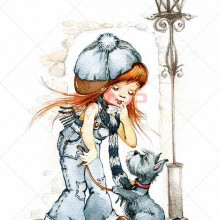 "View ""children's character illustration"""