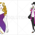 "View "" Outsource fashion illustration services"""
