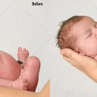 "View "" Newborn photo editing services"""