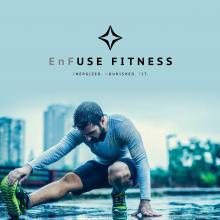 "View ""Fitness Logo development & Marketing Material"""