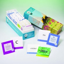 "View ""Flyleaf Publishing Learning Cards and Packaging"""